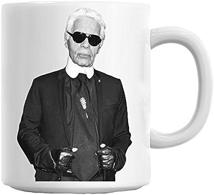 Preisvergleich für KARL LAGERFELD-BW Fashion Leader Designer Mug Cup