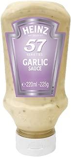 Heinz Garlic Sauce 220 Ml (Pack Of 8)