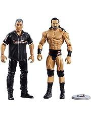 WWE Drew McIntyre & Shane McMahon Battle Pack Series 66 Figures