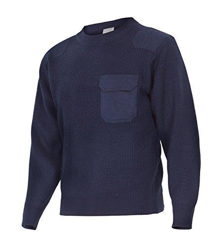 Velilla Serie 100 - Maglione (Taglie S) colore blu marino