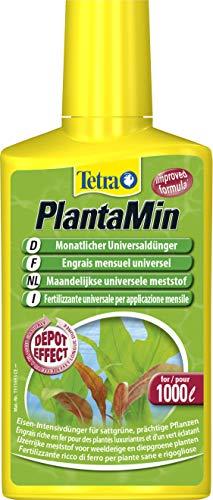 Tetra Plantamin 250 ml fertilizante líquido.