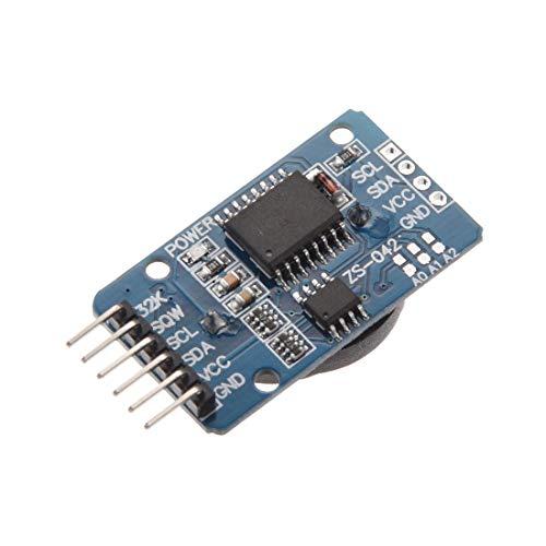 sourcing map Uhr Stunde Speicher Module für Arduino DS3231 AT24C32 IIC RTC de