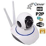 Cámara de Seguridad IP CAM ipcam Onvif Control Smartphone Email WiFi P2P YS2