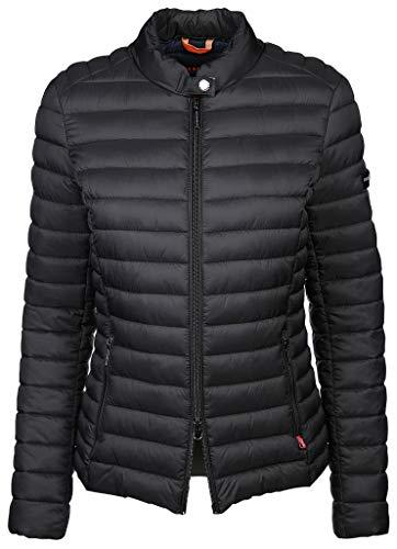 Frieda & Freddies Damen Jacke Größe 42 EU Schwarz (schwarz)