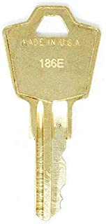 HON 186E File Cabinet Replacement Key