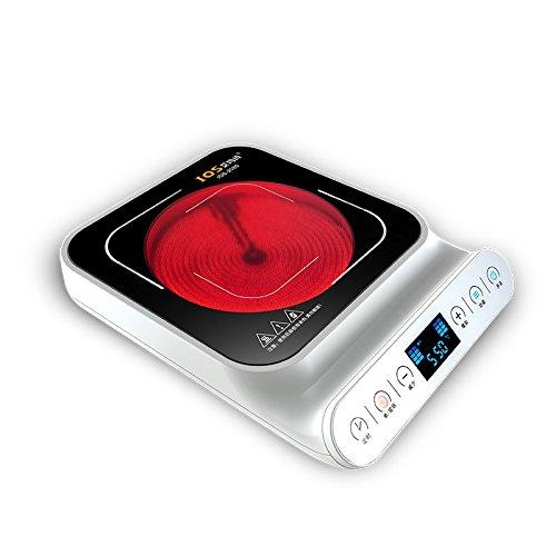 OEM 2200w céramique céramiques électriques électriques portatives électriques cuisinière four cuiseur à infrarouge white color