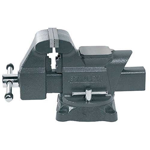 STANLEY 1-83-066 - Tornillo de banco de carga pesada Maxsteel 100mm