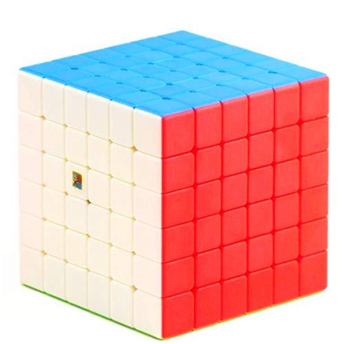 cuberspeed Moyu 6x6 stickerless Speed Cube Mofang Jiaoshi Meilong 6x6x6 Magic Cube Moyu Cubing Classroom 6x6 Puzzle