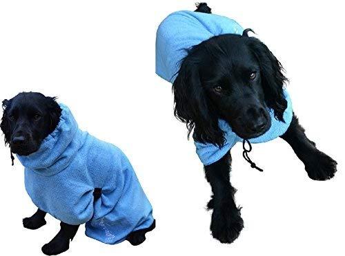 Arcadian Dog Bathrobes for Drying Coats