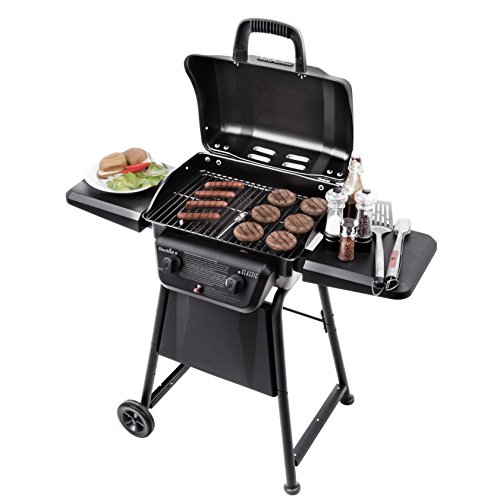 Compare Cuisinart CGG-240 and Char-Broil 280 Propane Gas Grill