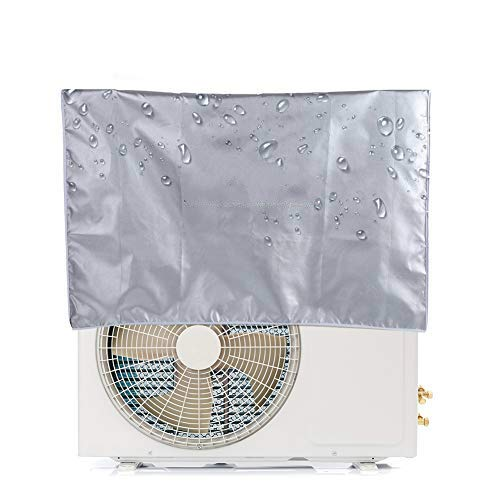 Raguso: Cubierta para aire acondicionado