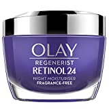 Olay Regenerist Retinol24 Night Face Cream Moisturiser With Retinol and Vitamin B3 50