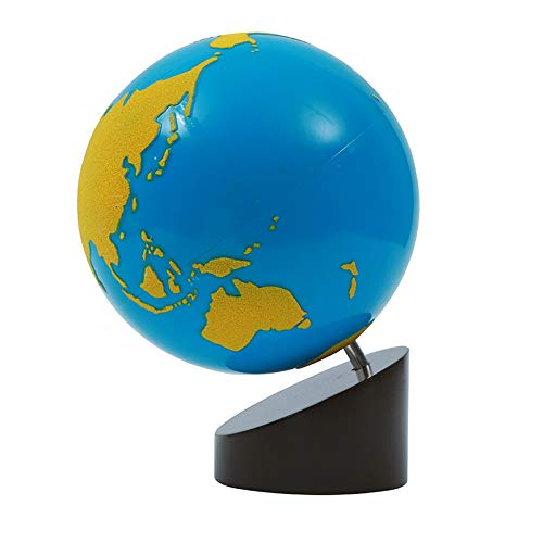 Montessori Globe of The Continents Science and Cultural Geography Materials