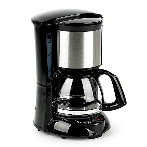 R-LKK Cafetera, 0.65L cafetera de filtro, 800W Cafetera for el café instantáneo, café express, el hervido sin agua Protección, función anti-goteo, reutilizable, característica de apagado automático ,P