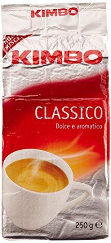 Kimbo Classic Caffè Napoli gemahlen 250g x 10 (2,5kg total)