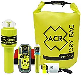 $425 » Sponsored Ad - acr ResQLink View & ResQFlare Survival Kit (2361) - Personal Locator Beacon & USCG Approved Replacement for...