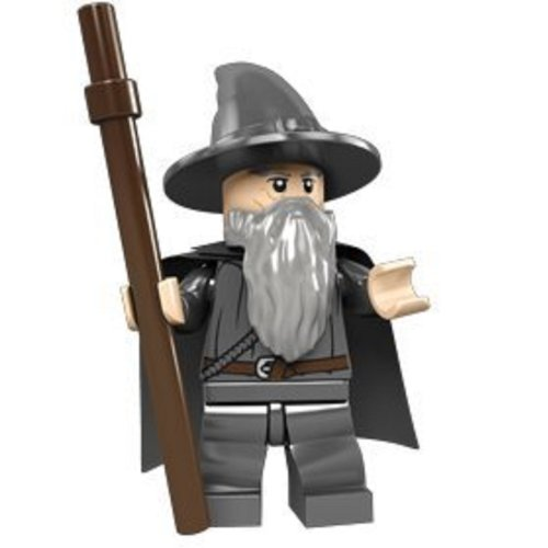 LEGO Figur Herr der Ringe Gandalf (lor001) Lord of Rings
