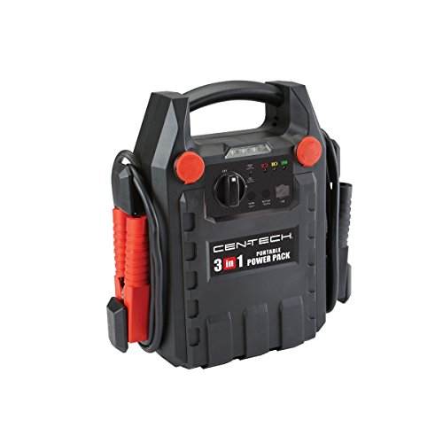 Why Should You Buy 3-in-1 Jump Starter and Power Supply from TNM by Cen-Tech