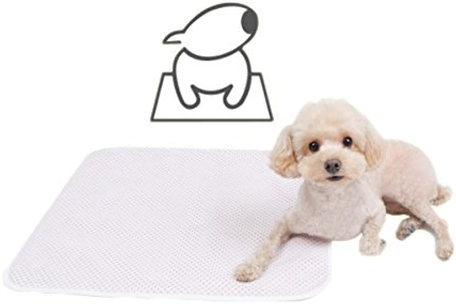 (Lot of 5) Small Reusable Pet Training Pads EcoFriendly Washable Dog Pads