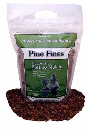 Ohio Mulch Supply 00200 Pine Fines Potting Mulch