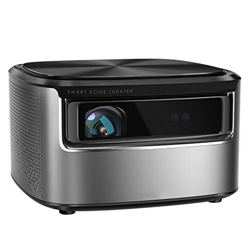 LIANGJING Projector J7 Kleine Draadloze WIFI Projector 1080P Full HD Geen Scherm TV Auto Focus