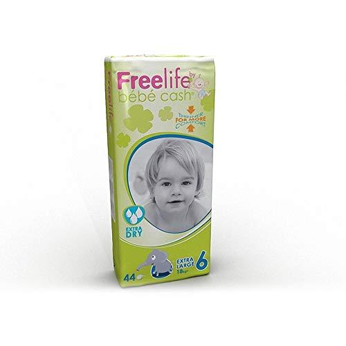 Freelife Bebe Cash +18 kg 44 unidades