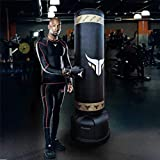 Mytra Fusion Free Standing Punching Bag for Boxing MMA Muay Thai Training Workout Punching Sparring Kicking