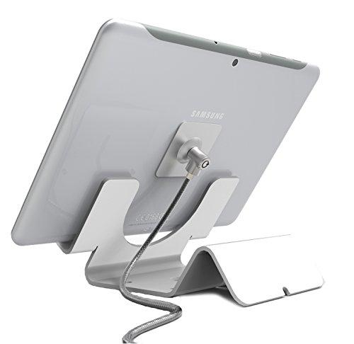 Maclocks Sistema di Sicurezza Universale per Tablet, Argento