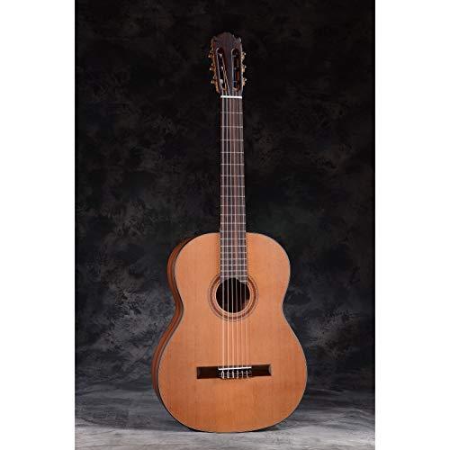 Klassische Gitarre MARTÍNEZ Spanisches Modell ES-04C Zedernholzdeckel, SATINADA Edition