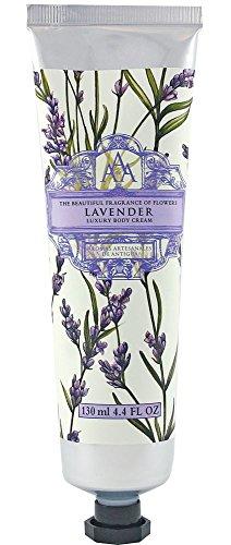 Aromas Artesanales De Antigua Floral Lavender Luxury Body Cream 130ml