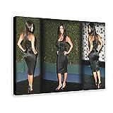 Kim Kardashian Starring Sänger Geschenk, gedrucktes Poster