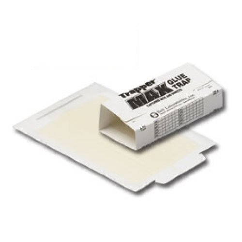 Trapper Max Mouse & Insect Glue Boards-72 Boards