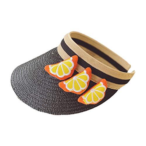 niumanery Kids Baby Straw Sun Visor Hat...