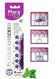 PLAQUE CHECKER 2 Ton Plaque Test Tabletten von MARA EXPERT - auch für Kinder geeignet, Professionelle Zahnbelag Färbetabletten, zur Zahnputzkontrolle, VEGAN, OHNE ZUCKER