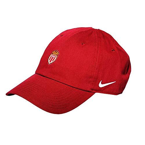 NIKE AS Monaco Hertiage86 Gorra, Unisex Adulto, Rojo...