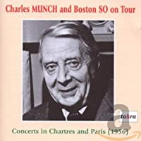 Concerts in Chartres & Paris (195