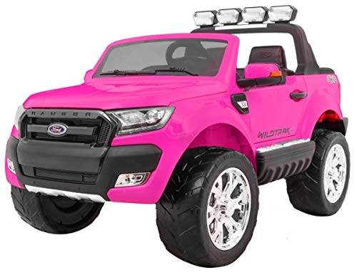 Indalchess Kit Mando Y Receptor del Ford Ranger 2X2 Coche EL/ÉCTRICO Infantil 12V