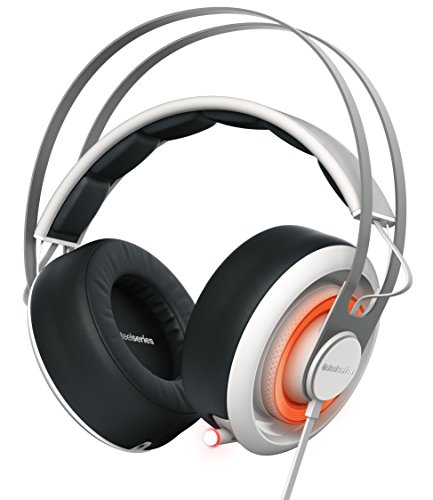 SteelSeries Siberia 650 Gaming Headset weiß