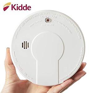 Kidde i9050 Battery Operated Smoke Alarm, White