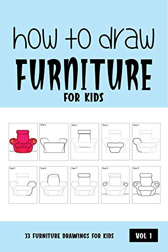 How to Draw Furniture for Kids -...