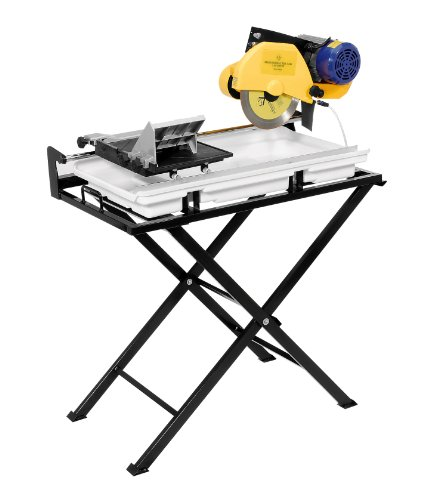60020SQ 24-Inch Dual Speed Tile Saw with Water Pump and...