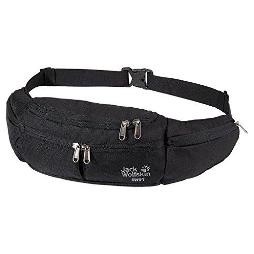 Jack Wolfskin Tasche Swift, Unisex, schwarz, One Size