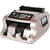 JD9 Sentro Mix Note Value Counting Machine/Currency Counting Machine with Fake Note Detection, High...