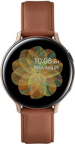 Samsung Galaxy Watch Active2 Stainless, 44 mm, Gold