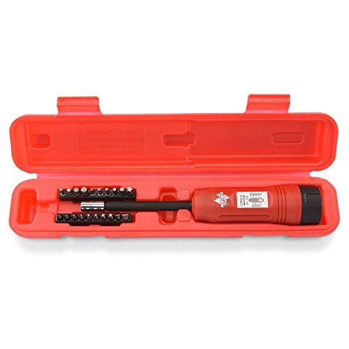 Neiko 10573B Torque Screwdriver Set 1/4
