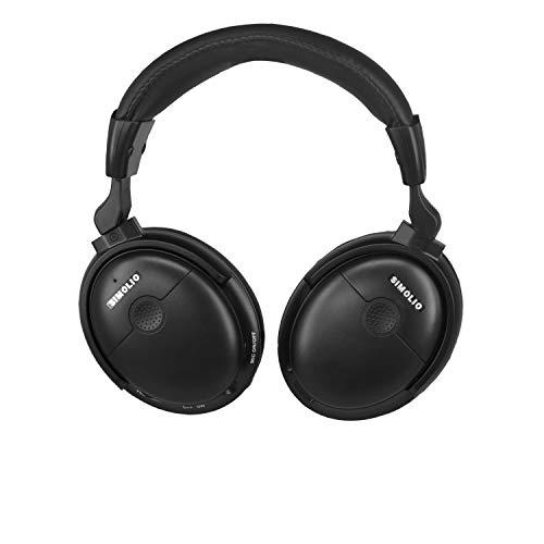 SIMOLIO Wireless TV Headphone Receiver, Replacement Headphone for TV...