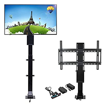 "Happybuy TV Lift Mechanism Stroke Length 20 Inches Motorized TV Lift Electric TV Lift Suit for 14"" - 32"" TV LCD Plasma Monitor"