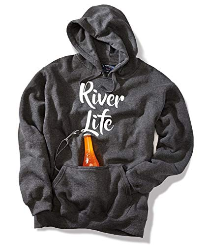 River Life, River, River float, Boating, Ski boat, Outdoors, Wake boarding, Camp fire, Camping, Lake House, Lake, Camping Hair, Beer hoodie, Beer, Craft Beer, Gifts for Him, hoodie, Camping gear