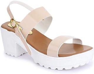 euro style wedges heels sandal