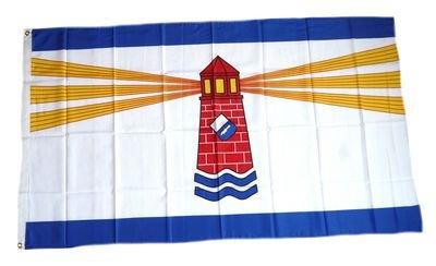 Fahne / Flagge Westerland Sylt NEU 90 x 150 cm Flaggen